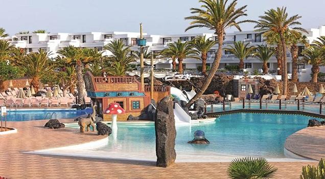 H10 Suites Lanzarote Gardens, Playa Blanca Lanzarote