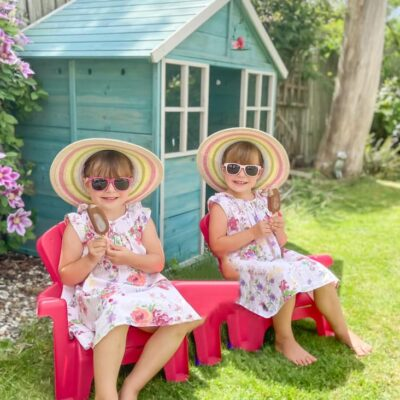 Wooden Playhouses and the Power of Make Believe