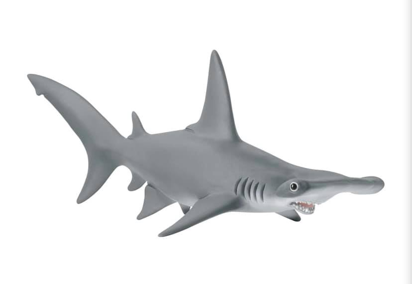 Schleich Hammerhead Shark model