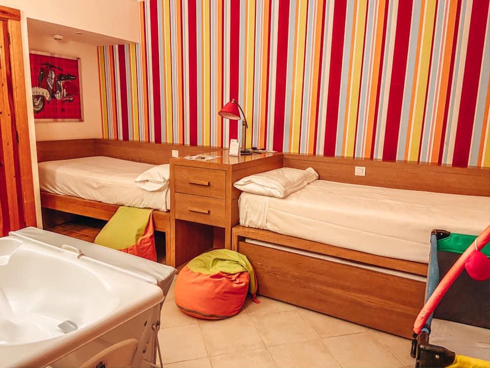 Children's bedroom suite at the Princesa Yaiza