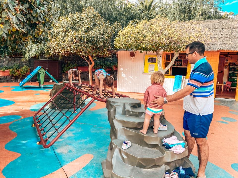 play area at Kikoland Kids Club in the Princesa Hotel