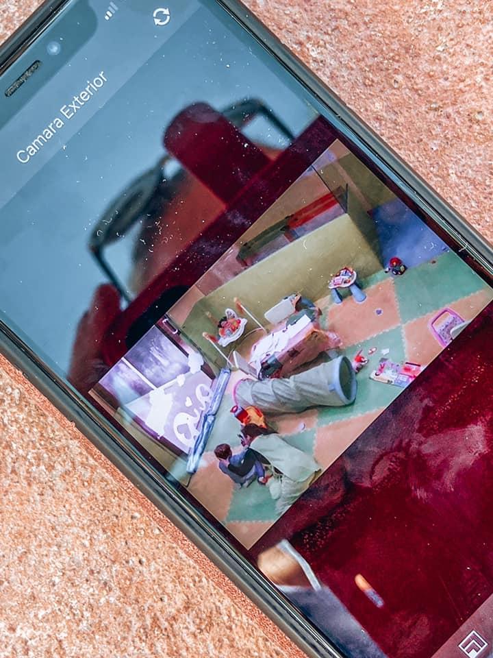 Baby Kikoland creche for under 3's. Mobile App