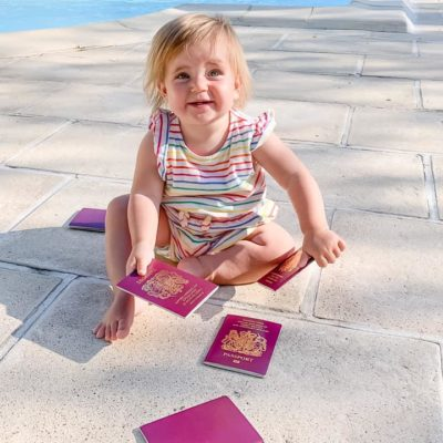 How to Apply For A Babies First Passport In The UK