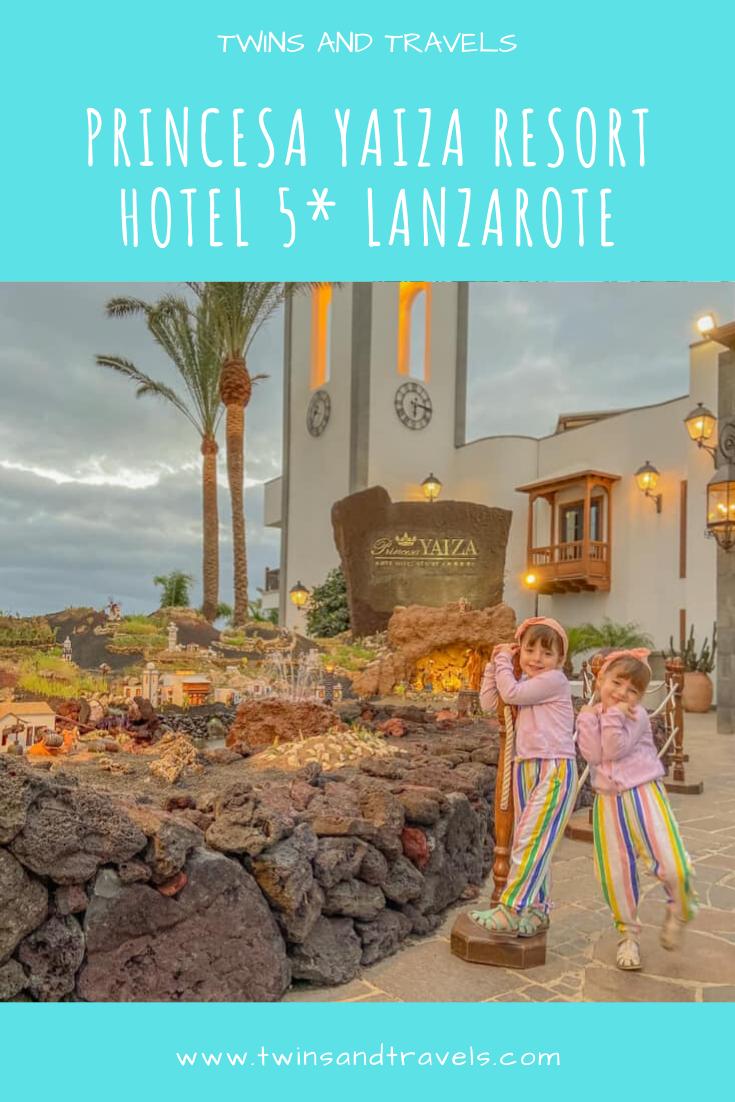 Child Friendly hotel Princesa Yaiza Pin