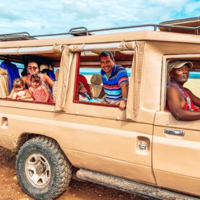 Everything You Need To Know About Going on Safari with Kids!