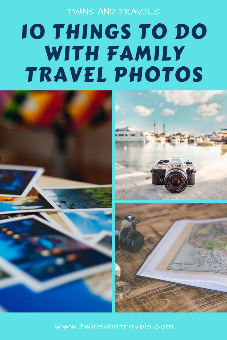 Whenever you and your family go on a holiday, you are bound to have a number of different pictures. Do something creative with these pictures. Here are 10 fun things to do with family travel photos