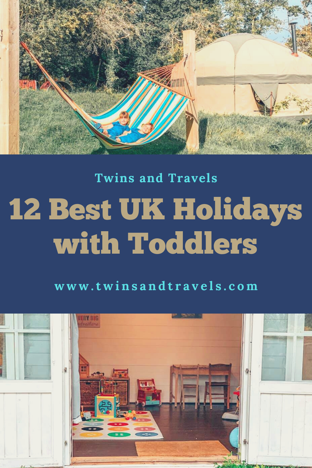 12 Best UK Holidays with Toddlers