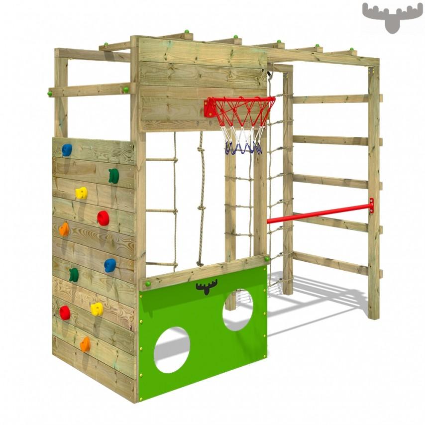 Starter climbing frame set
