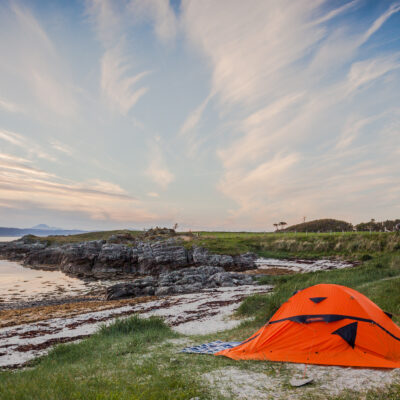 UK Child Friendly Campsites Close to the Beach