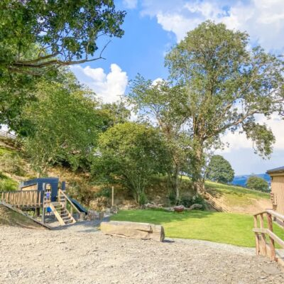 TRAVEL REVIEW: PENLAN LODGES, MID-WALES