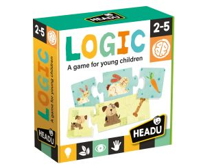Logic game for 4 year olds