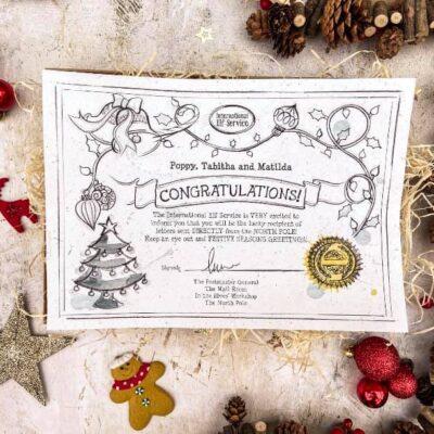 REVIEW: International Elf Service Christmas Advent