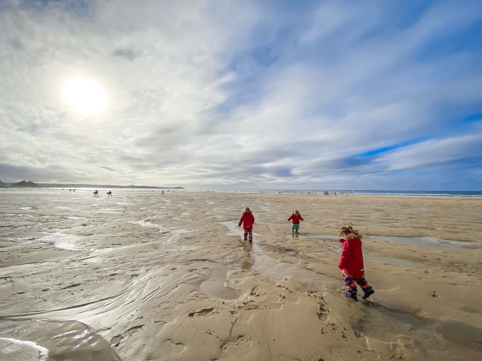 Glynn Barton beach