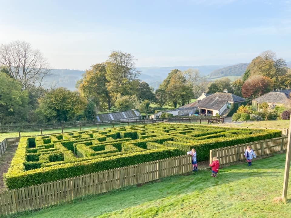 Glynn Barton maze