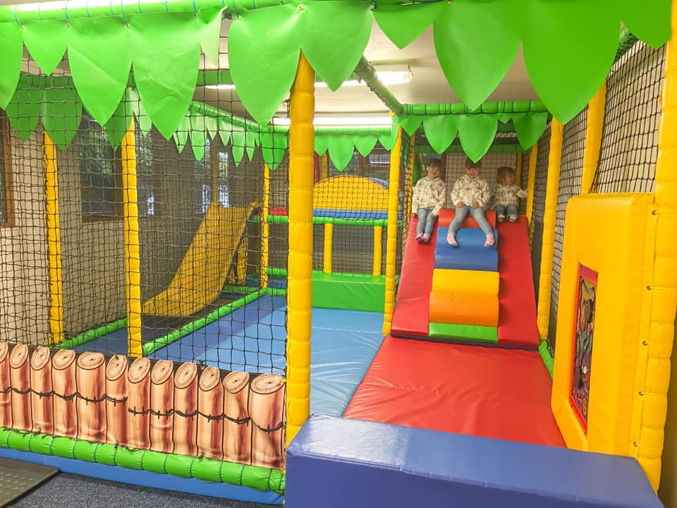 Glynn Barton soft play