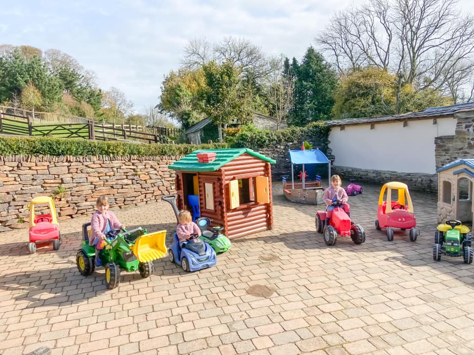 Glynn Barton toddler area