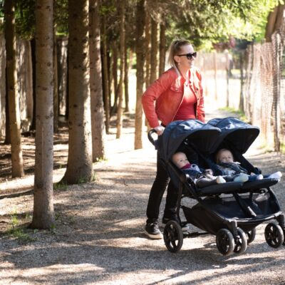 The Best Double Pram for Parents of Twins