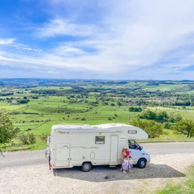 15 Top Tips for Families Hiring a Campervan for the First Time