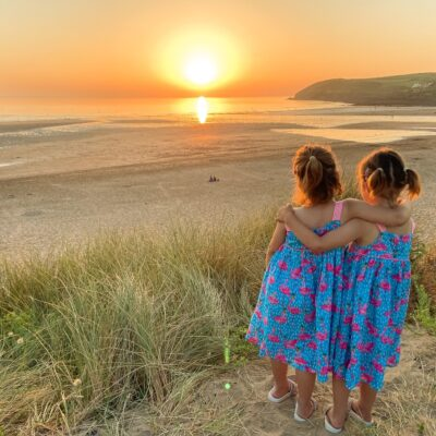 Holiday in Croybe Bay, at Croyde Bay Resort, Devon