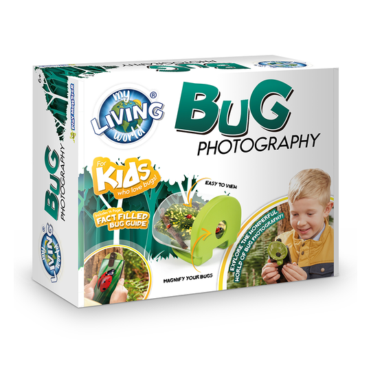 Bug Photography kit in a box