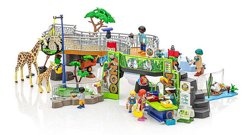 Playmobil city zoo presents for 6 year olds