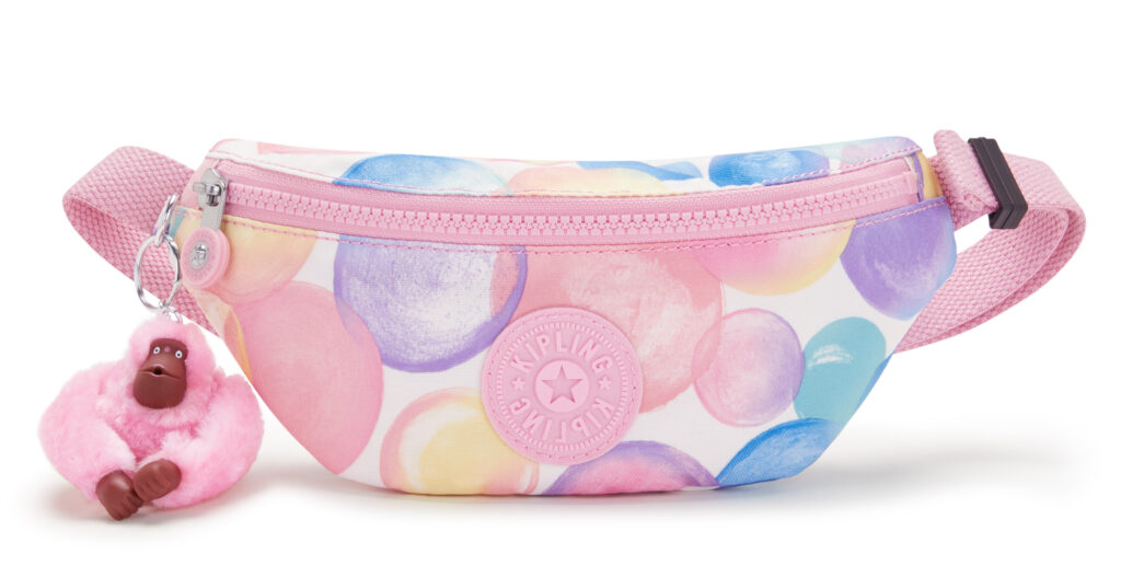 Pink and blue bubble bubble bumbag presents for 6 year olds