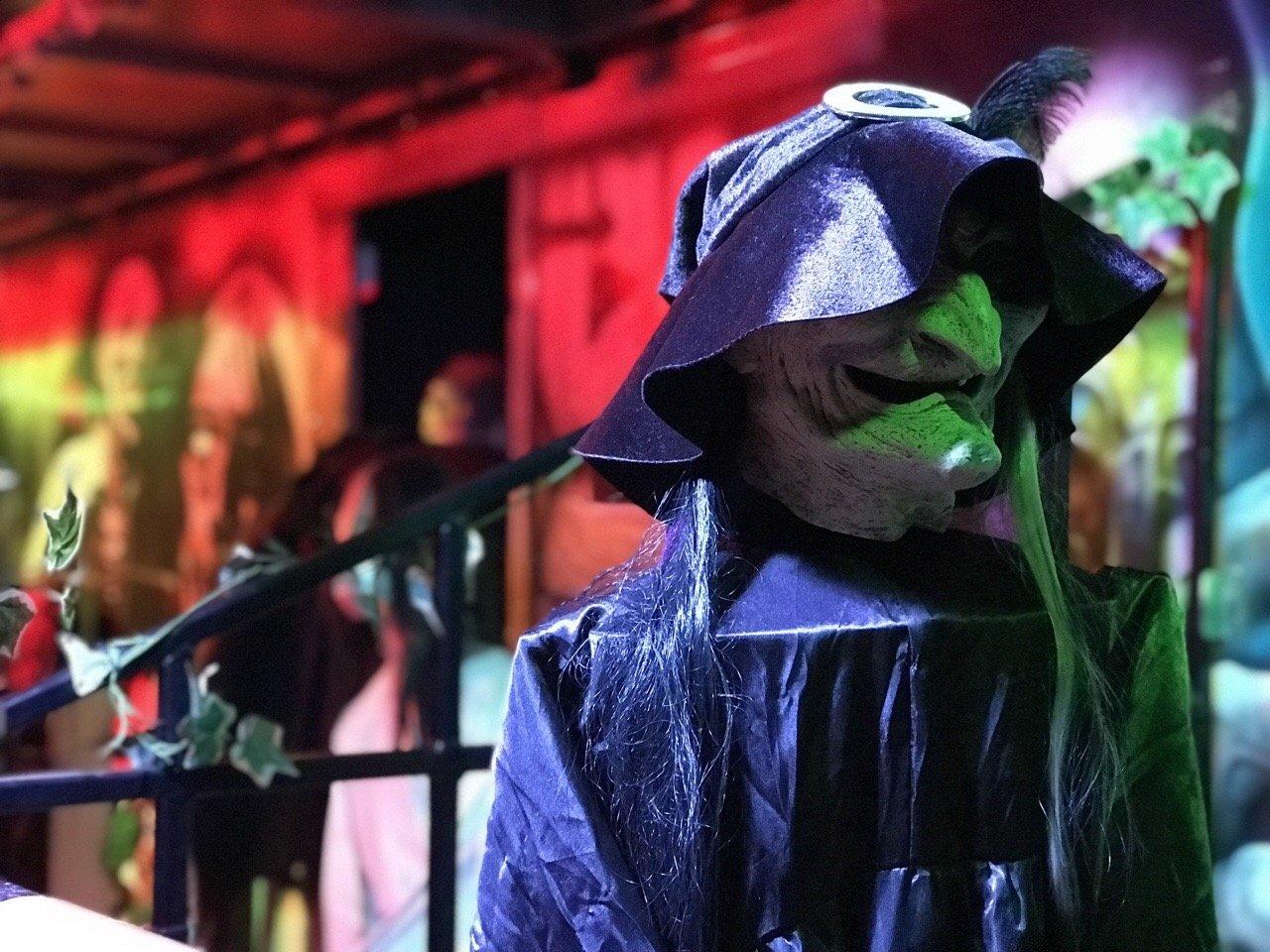 Barleylands Halloween - Halloween events in Essex