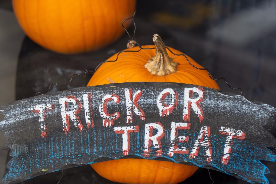 Trick or Treat Pumpkins - Halloween Events in Essex